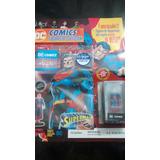 Figura De Coleccion Superheroes Comics Dc Nacion Superman