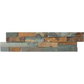 Piedra Natural Oxido 15x60 Cm (precio Por Caja 0.63 M2)
