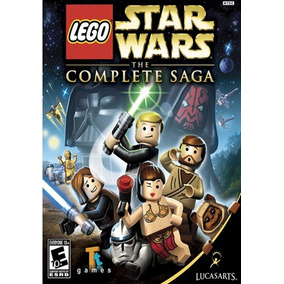 Lego Star Wars The Complete Saga - Playstation 2