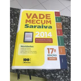 Vademecum 2014 - Vade Mecum Leis Direito Constituiçao Livro