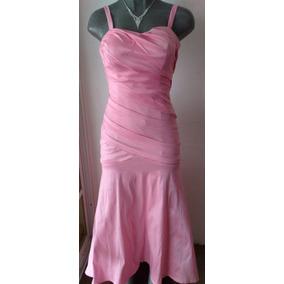 Lilasori Vestido Fiesta Importado City Triangles Rosa T 5-7