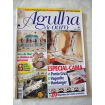 Revista: Agulha De Ouro Nº 36 - Especial Cama - Completa