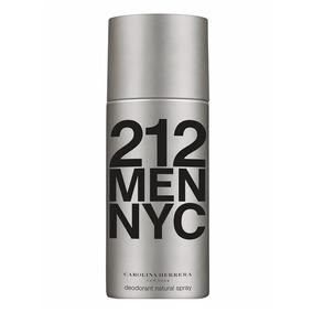 Desodorante Spray Ch Men 150ml Carolina Herrera - Beleza e Cuidado ... de72b0e407