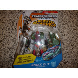 Transformers Prime Knockout Beast Hunters Deluxe Class