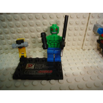 Killer Croc O Crocodilo Waylon Jones Batman Animated = Lego