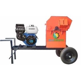 Molino De Forraje 3000 Granos Y Verdes Motor Mpower 13 Hp