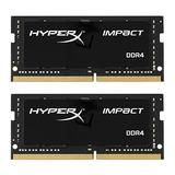 Tecnología Kingston Hyperx Impact 16gb Ram Ddr4 2133 Hx42...