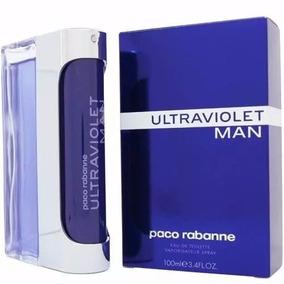 Perfume Ultraviolet Man Paco Rabanne 100ml Original