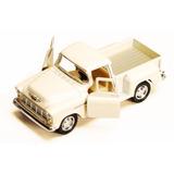 Miniatura Metal Caminhoneta Kinsmart - Chevy Pick-up 1955