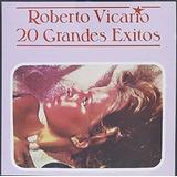 Roberto Vicario Cd 20 Grandes Exitos