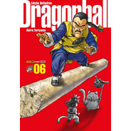 Dragon Ball Edição Definitiva 6 Capa Dura! Mangá Panini!