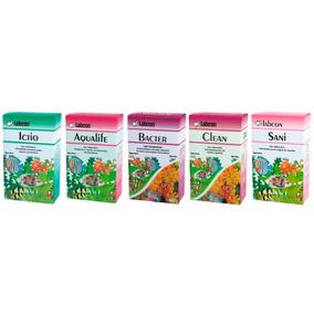 Kit Ictio Aqualife Bacter Clean Sani - Labcon Alcon