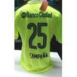 Camiseta De Independiente Arquero,campaña Fluor