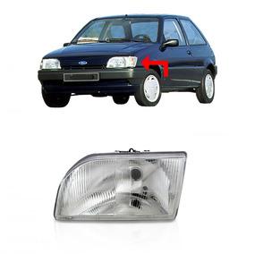 Farol Ford Fiesta Lado Esquerdo 1994 1995 1996 94 95 96