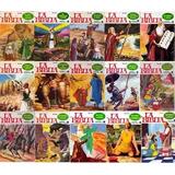 Biblia Ilustrada A Todo Color Para Niños