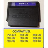 Cartucho Original Teclado Yamaha Psr520 Psr530 Psr420 Psr320