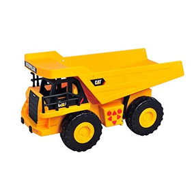 Toy State Caterpillar Construction Job Site Máquinas: Camión