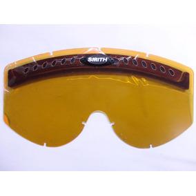 Lente Para Óculos Smith Simples Speed Com Regulador