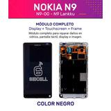 Modulo Touch Pantalla Tactil Display Frame Nokia N9