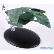Romulan Warbird Star Trek Eaglemoss - Frete Grátis