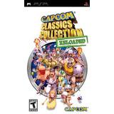 Colección De Clásicos De Capcom Reloaded - Sony Psp
