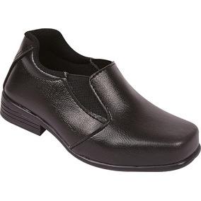 Sapato Social Infantil Masculino Raniel 20 Ao 27 Ref.205-03