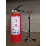 Extintor De 2.5kg Recargable Polvo Quimico Abc