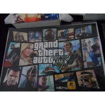 Pack Cotillon Personalizado Gta V 5 Grand Theft Auto
