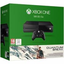 Console Xbox One 500 Gb + Quantum Break (via Download)