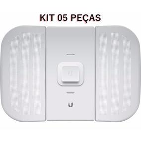 Kit 05 Peças Litebeam M5 23dbi = Airgrid M5