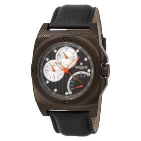 Lancaster Hombres Ola0344bk / Nr Kamata Negro Reloj Reloj M