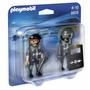 Playmobil 5515 - Policías C/accesorios - Geobra 2013