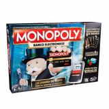 Monopoly Banco Electrónico   Juego De Mesa   Envío Gratis