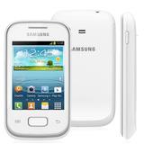 Celular Samsung Galaxy Pocket Branco Original Android 3g
