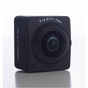 Camara Action Cam Kelyx Kl360 1080p 8mp Wifi Sumergible