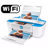 Impresora Hp 3775 Multifuncion Wifi + Combo Extra Cartuchos