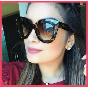 3799fca822ea3 Oculo Celine Marta Transparente De Sol - Óculos no Mercado Livre Brasil