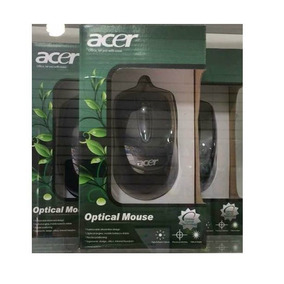 Mouse Acer Optico Usb Con Cable Para Pc O Lapto