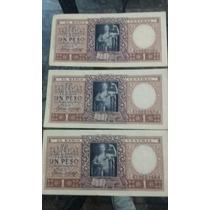 Billetes 1 Peso. Año 1.947