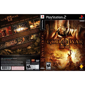 Jogos Patch God Of War 1 E 2 Em Português Ps2 Playstation 2