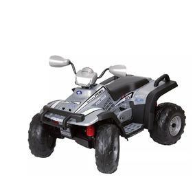 Quadriciclo Polaris Sportsman 700 Twin 12v Prata Peg Pérego