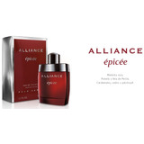 Alliance Epicee By Carlos Benaim Edt For Men X 80ml