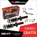 Amortiguadores Regulables Jorsa Fox Gol Trend Voyage Rg Kit