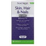 Hair Skin & Nails 60cp Cabelo Pele E Unha Natrol Original