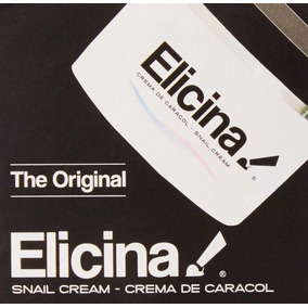 Elicina Plus Creme De Caracol - Original Importado Do Chile