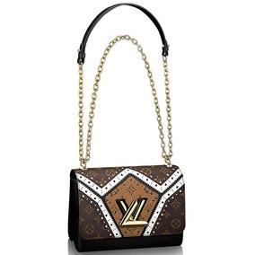 39ca61409 Bolsa Louis Vuitton Alma Bb Original + Cinto Louis Vuitton. Piauí · Bolsa  Louis Vuitton Twist Canvas E Couro Monogram