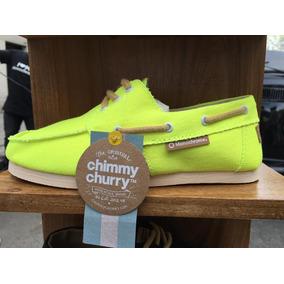Zapatos Nauticos Chimmy Churry + Monochrome Ed.limitada