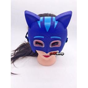Pj Masks Heróis De Pijama Kit 2 Máscaras+ 3 Carrinhos Festa