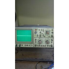 Osciloscópio 60 Mhz Fabricante Wgb 60