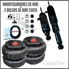 Kit Amortiguadores Aire Del. + Bolsas De Aire Traseras Chica